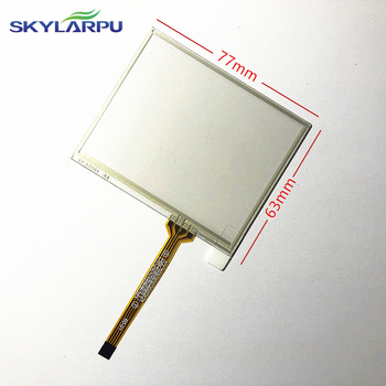 "skylarpu 5pcs/lot 3.5"" Self-service terminal Touchscreen for symbol MK590 MK500 Micro Kiosk Touch Screen Panel Digitizer Glass"