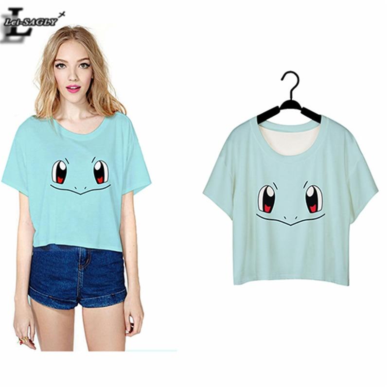 2018-squirtle-font-b-pokemon-b-font-costume-punk-harajuku-t-shirt-women-short-sleeve-crop-top-blusa-summer-o-neck-t-shirts-f963