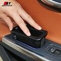 Puerta del coche de Estiba Box Para Volvo V40 Organizador Del Coche ABS de almacenamiento Cuadro Titular Para Volvo V40 2014 2015 2016 Accesorios De Estilo