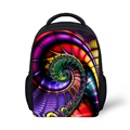 FORUDESIGNS New Beautiful Cool Print Pattern Small Backpack For Girls Teenagers Student Bags Children Schoolbag Or Travel Bags