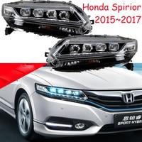 1pcs,LED,2015~2017,Car Styling for Spirior Headlight,insight,Spirior daytime light,ridgeline,pilot, Delsol,Spirior fog light