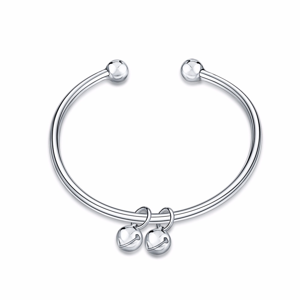 silver sterling in bangle belcher bracelet bangles infant baby