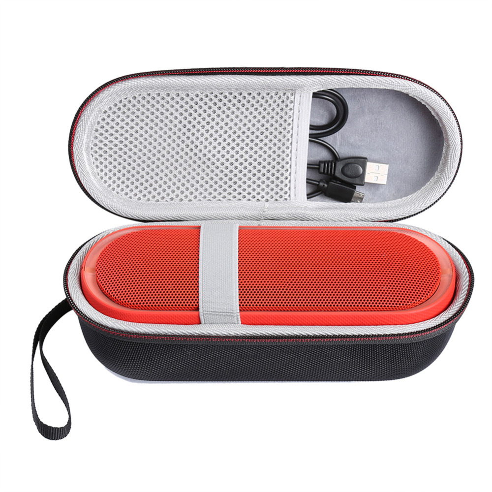 New Travel Black Bag Carrying Travel Portable BT Speaker Bag Cover Box Case For Sony XB20/Sony SRS XB20/Sony SRS-XB20  New Travel Black Bag Carrying Travel Portable BT Speaker Bag Cover Box Case For Sony XB20/Sony SRS XB20/Sony SRS-XB20