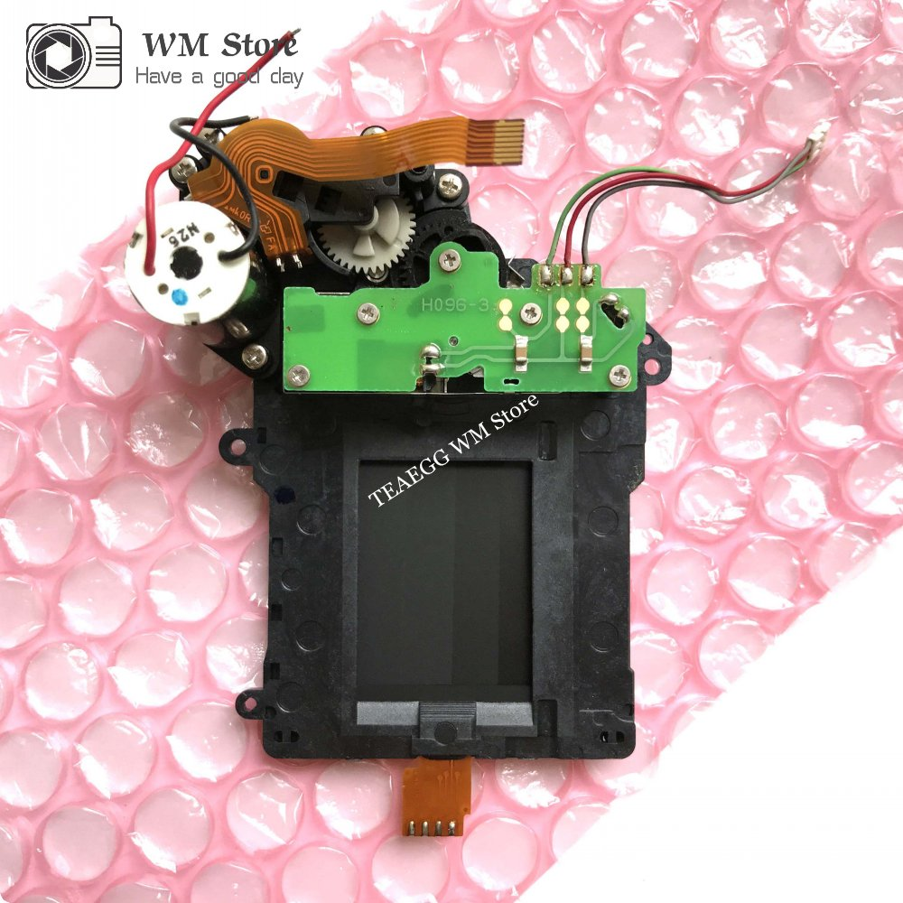 For Nikon D7000 D7100 D7200 Shutter Unit with Blade Curtain Motor Assembly Component Camera Repair Part