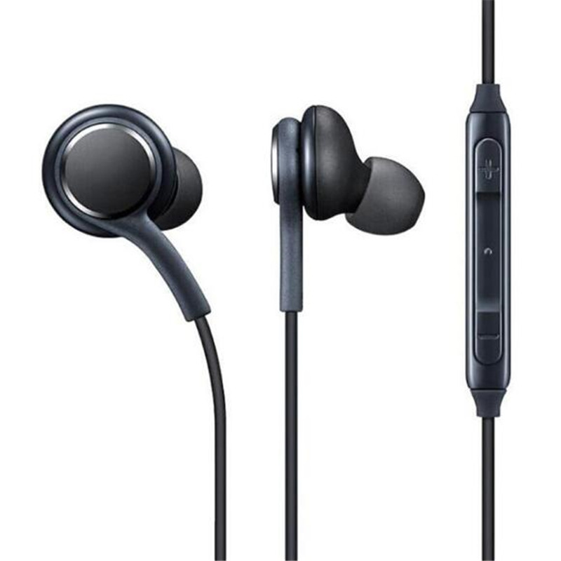 3.5mm S8 In-Ear Earphones Bass Headset Stereo Mic Volume Control For Iphone Mp4 Samsung Xiaomi PK Bluetooth Earphone S8 Am115 S6 teamyo portable in ear earphone stereo music handsfree headset with mic volume control for samsung galaxy s2 s3 s4 note3 n7100