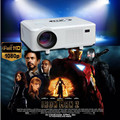 Excelvan CL720 Projector 3000 Lumens HD Home Theater Native 720P Support 1080P Led Projector HDMI / VGA/ USB/ AV /ATV Projector