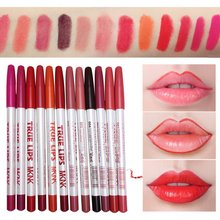 Waterproof Lips Makeup Lip Liner Set Lip Liner Pencil Makeup
