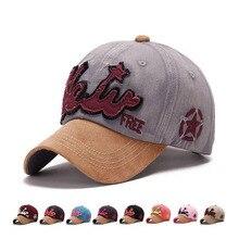 Brands Men Women Baseball Caps Snapback Sports Hip Hop Hats Cap Couple models Can Adjust Size Retro Quality cotton Caps
