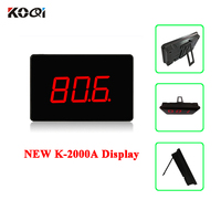 3 digit Number 999 Channel RF Wireless Restaurant Calling Paging System Receiver Host Voice Broadcast