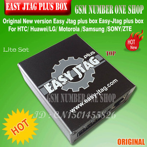 Image 4 - New version Full set Easy Jtag plus box Easy Jtag plus box+ EMATE PRO EMMC socket  For HTC/ Huawei/LG/ Motorola /Samsung /SONY