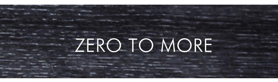zero to more