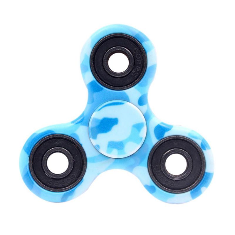 Hand Spinner Finger Fidget Toy For Autism Rotation Time Long Anti Stress Toys EDC Focus Toys for Kid