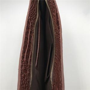Image 5 - New Brand Crocodile Pattern Day Clutches PU Leather Envelope Women Messenger Bag Praty Evening Bag Handbags Purses