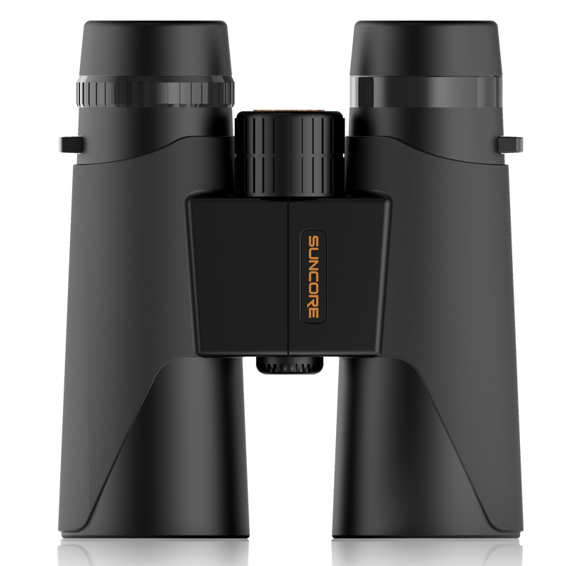 SUNCORE Hunting Military HD 12x42 Binoculars Professional High Quality Telescope Zoom Vision No Infrared Eyepiece Black цена