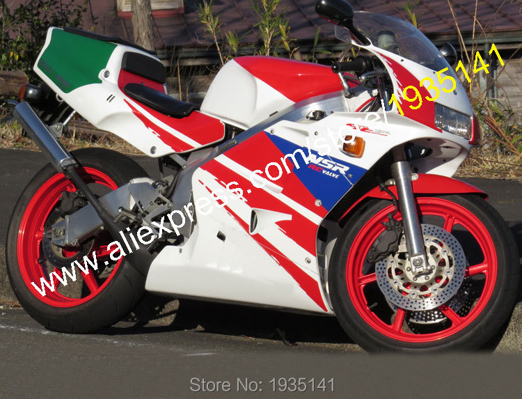 Hot Sales,For Honda NSR250R MC21 1990 1991 1992 1993 NSR 250R NSR 250 R 90 91 92 93 Motorcycle Fairing Set (Injection molding)