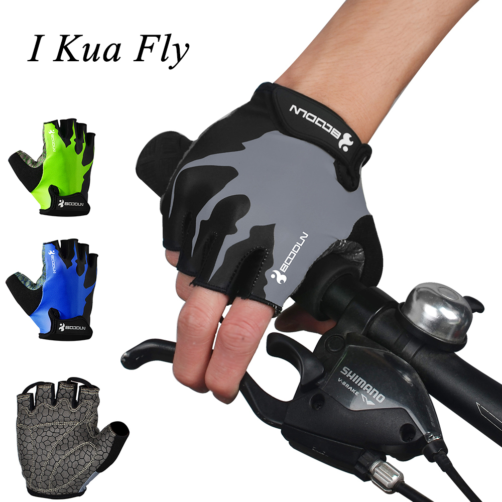 Men Cycling Gloves Half Finger Breathable Bike Sports Gloves omen MTB Bike Cycling Bicycle Gloves Bisiklet Ciclismo 4 coolchange cycling gloves half finger summer sports bike gloves sponge shockproof breathable mtb bicycle gloves guantes ciclismo