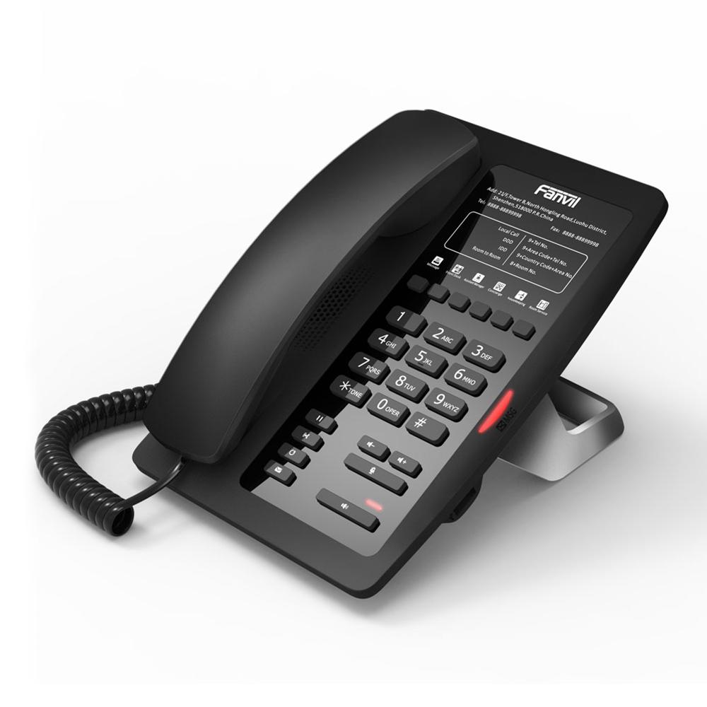 Klug Original-high-end Ip Telefon H3 Hd Stimme Unternehmen Telefon Mit 6 Weiche Schlüssel Programmierbare Unterstützung Sip 2,0 Und Korrelat Rfcs Schnelle WäRmeableitung