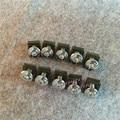 10pcs fairing screws for Kawasaki  suzuki  ducati  YZF R1 R6  CBR600 RR CBR1000 RR