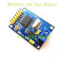 Módulo MCP2515 CAN Bus TJA1050 receptor controlador de SPI Para 51 MCU ARM