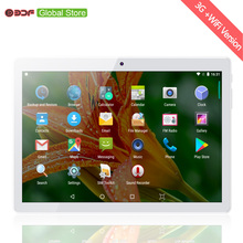 10 Inch BDF Tablet Pc Android 6.0 4GB +32GB Quad Core 2G 3G Mobile Phone Call Sim Card Mini Pad Pc 1280*800 IPS LCD 5Mp Cameras