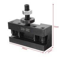 שינוי מהיר 250-202 מהיר שינוי BXA # 2XL כלי פוסט Oversize 3/4 אינץ מפנה Boring מחזיק משעמם / מול / מחזיק מפנה עבור כלי מחרטות (3)