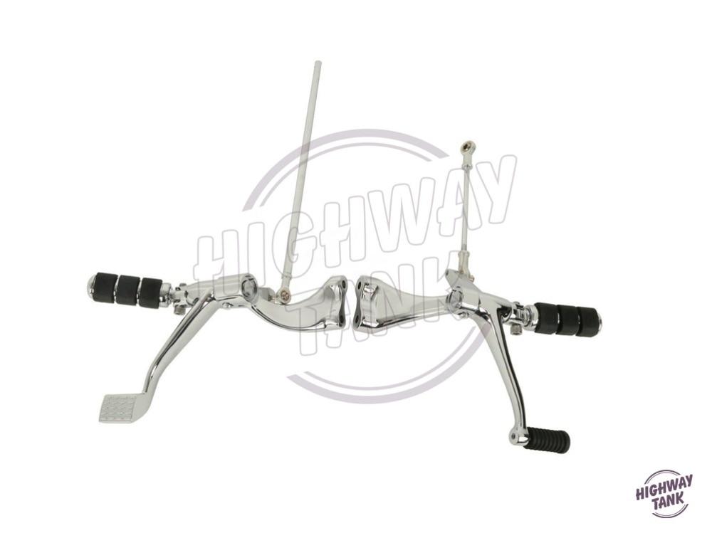 Aliexpress.com : Buy Chrome Motorcycle Forward Controls