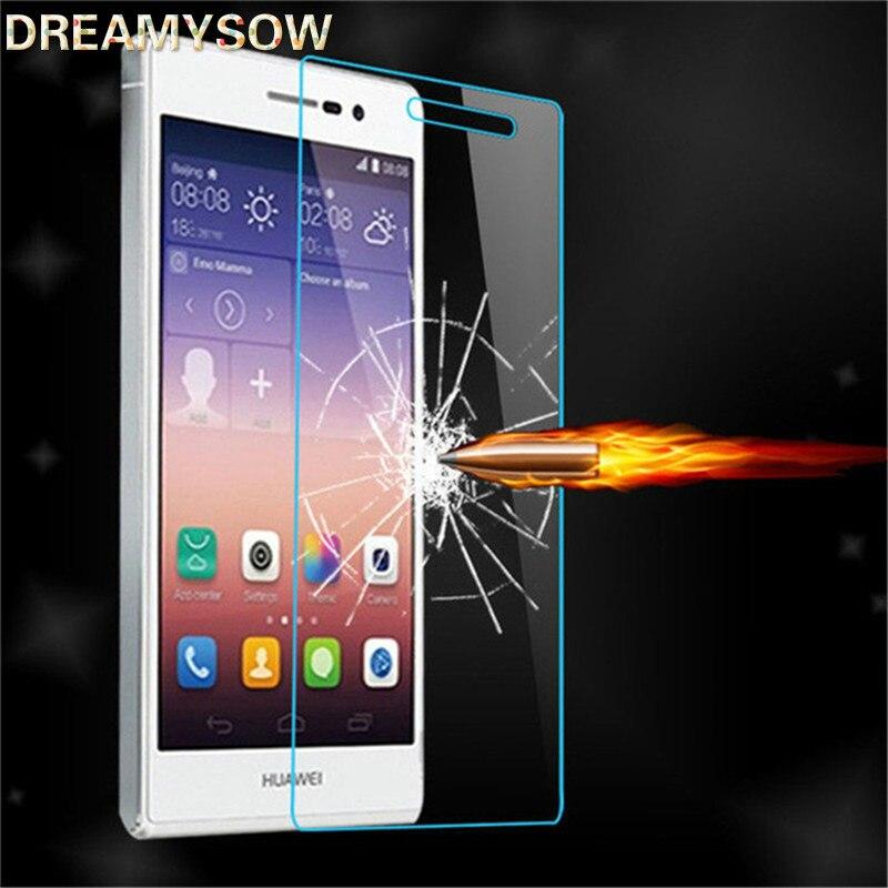 Мобильный телефон спереди Экран крышка Плёнки для Huawei Ascend P8 Y3 Y5 II Y6 Pro <font><b>Y330</b></font> Y360 Y336 Y3C Y511 y516 Y5C Y541 закаленное Стекло