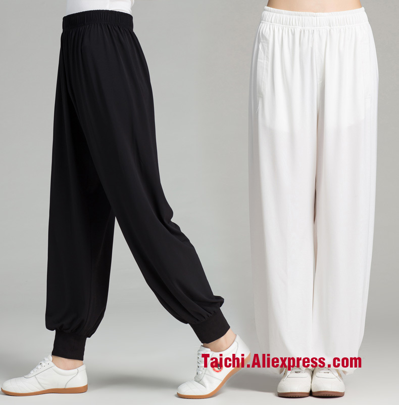 Tai Chi Pants   Men And Women Home Furnishing Kungfu   Trousers
