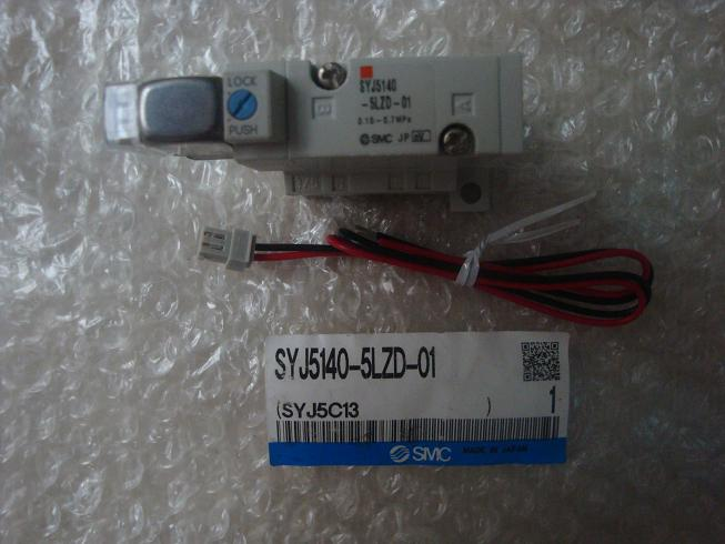 BRAND NEW JAPAN GENUINE VALVE SYJ5140-5LZD brand new japan genuine valve syj3140 5lzd