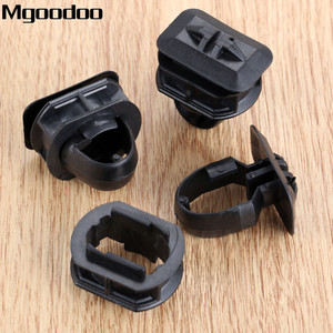 Image 4 - Mgoodoo 10set Auto Car Side Skrit Trim Clips Side Trim Fender Retainer Clips Accessories For Mercedes Benz C/E/CLK class