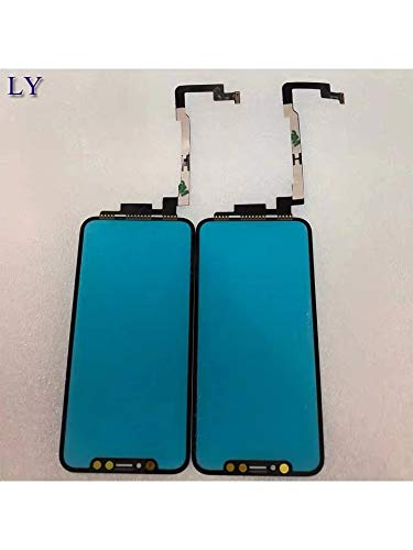 for iPhone X Touch Screen Glass Panel Digitizer Front Lens Replacement Compatible with Model A1865, A1901, A1902