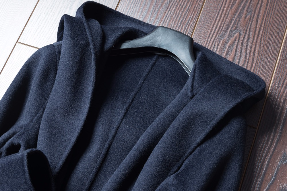 Cachemira abrigo It lana 18