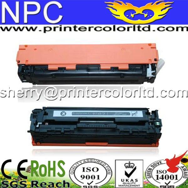 Refill toner für hp color laserjet cp2025 cm2320 drucker, für hp 304a...