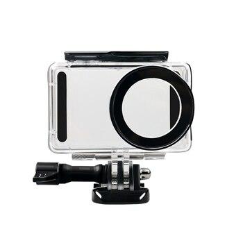 For Xiao/mi Mijia 4K Mini Action Camera 45M Waterproof Diving Housing Case kit