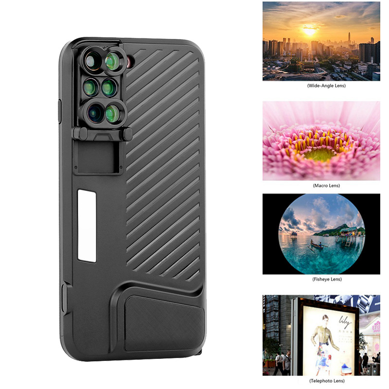 2017 New Arrival For iPhone 7 8 Plus Dual Camera Lens