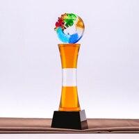 Новые Индивидуальные популярные традиционные экономики мира Кубок молодежи победы честь звезды знания глазурь Колонка трофей Кубок сувен