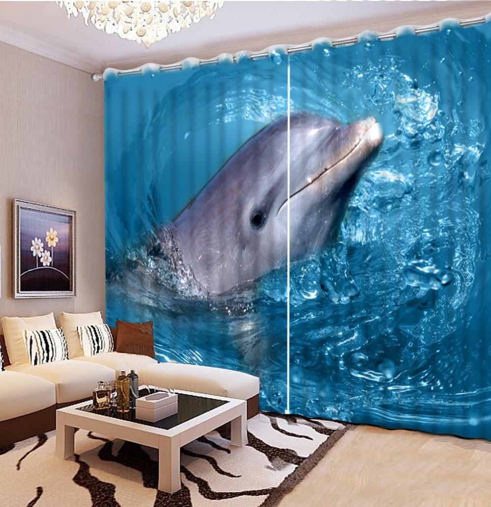 online kopen wholesale blauw slaapkamer gordijnen uit china blauw, Deco ideeën