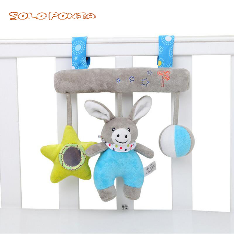 Aliexpress.com : Buy Huanger Musical Crib Mobile Bed Bell