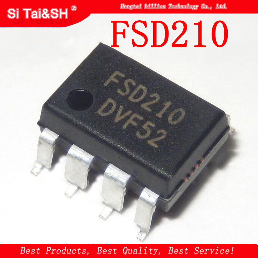 10pcs/lot FSD210 210 SMD-7 Power Management Chip