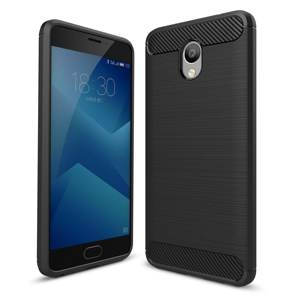 Meizu M5 Note Case MX Note5 Smartphone Case Silicone Soft Brushed Back Cover for Meizu 5 Note Armor TPU Case Note5 Shell Fundas