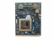 GTX 880M 8GB GDDR5 MXM 3.0b N15E-GX Card JH9PP 0JH9PP CN-0JH9PP for Alienware 13 R1 R2 / 15 R1 R2 / 17 R2 R3