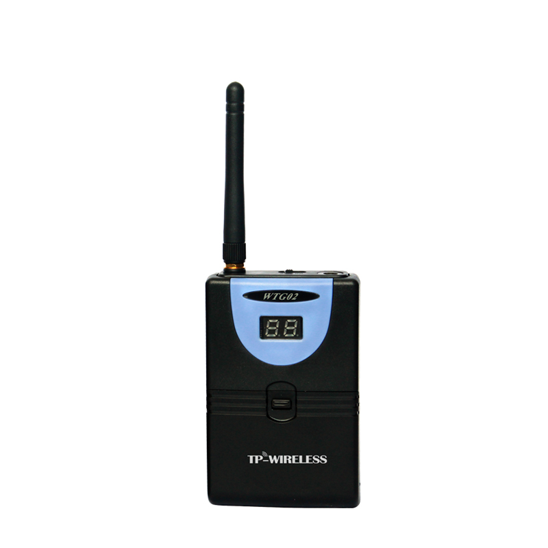 TP-WIRELESS 2.4GHz Udhëzues Audio Sistemi Sistemi i Përkthimit - Audio dhe video portative - Foto 6