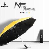 Automatic umbrella male folding reverse umbrella windproof large reinforcement umbrella rain woman personality creative parasol