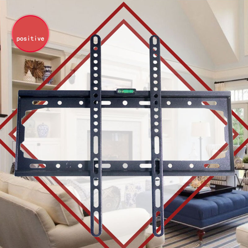 1 Set Universal Adjustable TV Mount Bracket Wall Hanging LED Falt Panel Plasma TV Set Holder Fit For 26-55 Inch LCD TV --M25 new universal adjustable tilt tilting tv wall mount bracket for samsung lcd led plasma max 165 lbs 23 37inch