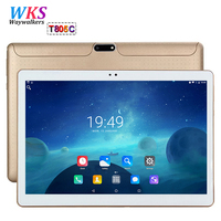 10 Inch Tablet Pc Phone Call Octa Core Android 7 0 RAM 4GB ROM 64GB 1280