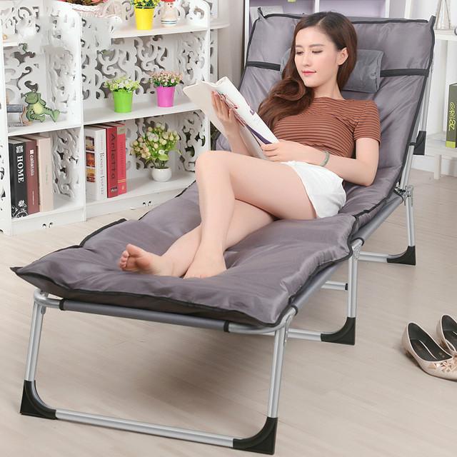 Promoção de alta qualidade da moda moderna cadeira do lazer cadeira de praia cadeira dobrável cadeira de escritório almoço cochilo de mulheres grávidas
