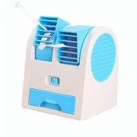 Mini main portatives bureau climatiseur d'humidification refroidisseur ventilateur de refroidissement Ventilateur De Refroidissement De L'air