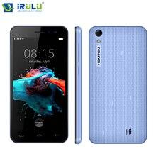 "Pre-venta HOMTOM HT16 5.0 ""HD 720 P MTK6580 Smartphone Android 6.0 Quad Core Teléfono Móvil 1 GB + 8 GB ROM 5MP 8MP 3000 mAh 3G Teléfono Móvil"