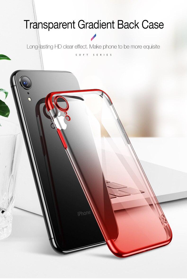 Custodie S5 Custodia In Silicone Originale IPhone XR Custodia In