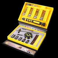 47 in 1 Set of Screwdrivers Set Multi function Computer PC Mobile Phone Digital Electronic Device Repair Hand Home Tools Bit
